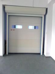 Секционные-гаражные ворота