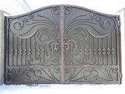 Ворота и заборы в Алматы